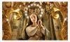 Piazza Brembana manifestazioni eventi restauro trono Madonna Immacolata.