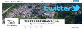 Piazza Brembana.info - Twitter.